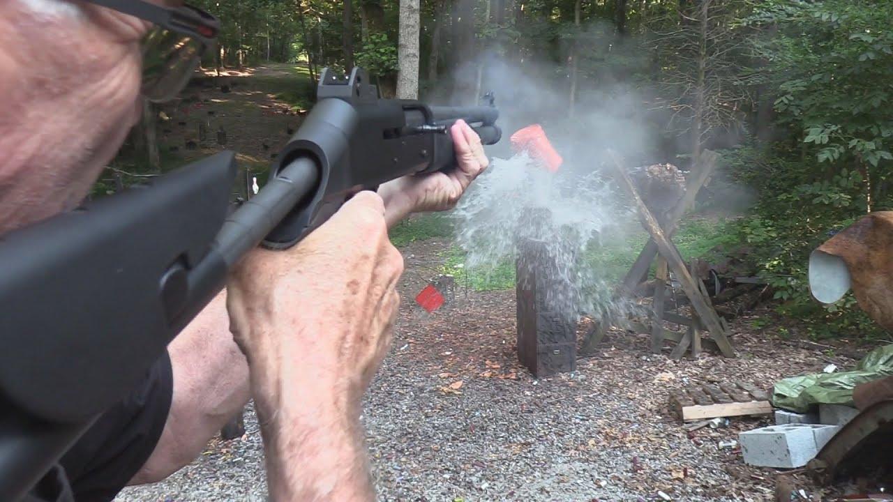 Benelli M4 Semi-Automatic Shotgun