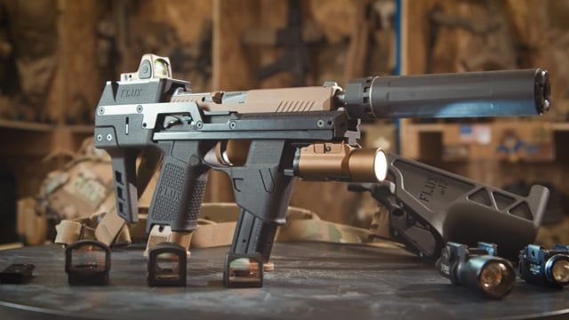 FLUX MP17 SBR Version