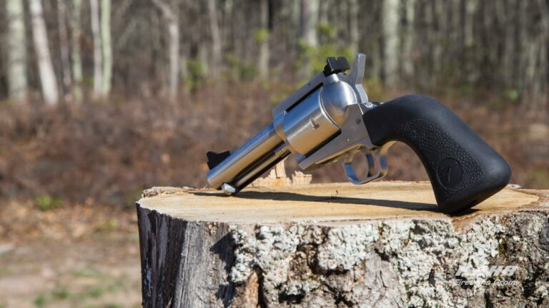 Magnum Research BFR 44 Magnum Range Demo