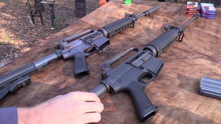 Colt XM177E2 Retro AR-15 Rifle from Brownells