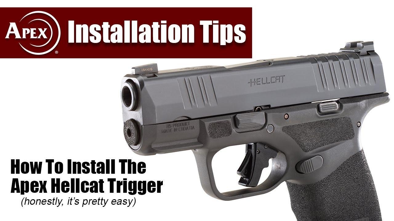 Apex Hellcat Trigger Installation Demo