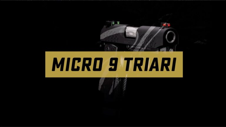 Kimber Micro 9 Triari
