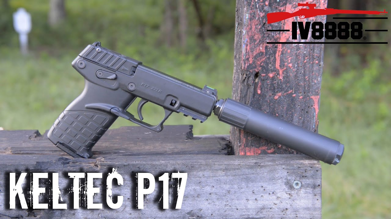 KelTec P17 Review