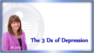 The 3 Ds of Depression