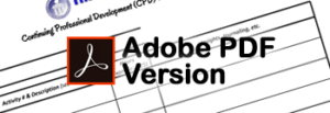CPD Form-PDF Version