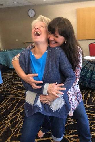 EFT Training-Loving and Laughing