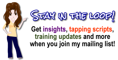 Stay in the loop with my newsletter