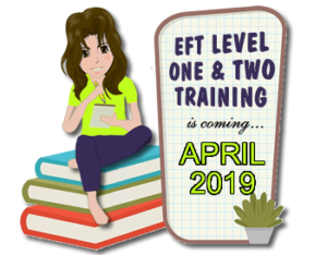 EFT Level One and Two Training is Coming
