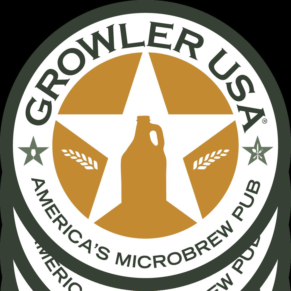 Growler Round Logo