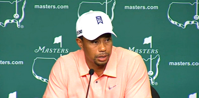 Watch The 2013 Masters Golf Tournament From Augusta Live