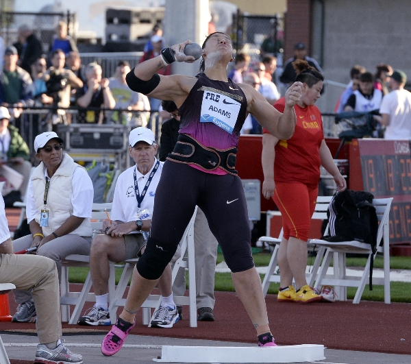 2013 Prefontaine Classic Complete Results