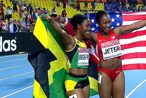 RESULTS-Day Three Finals Results from IAAF World Championships