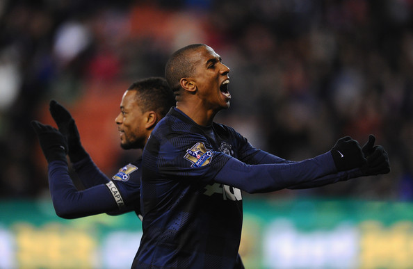 Performance against Stoke not enough for Ashley Young – Moyes