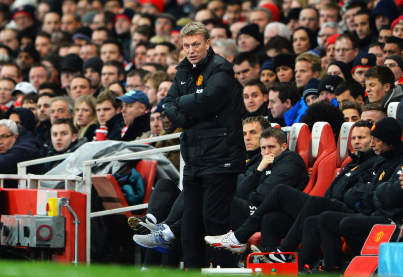 David Moyes odds-on with Sky Bet to be sacked by Manchester United