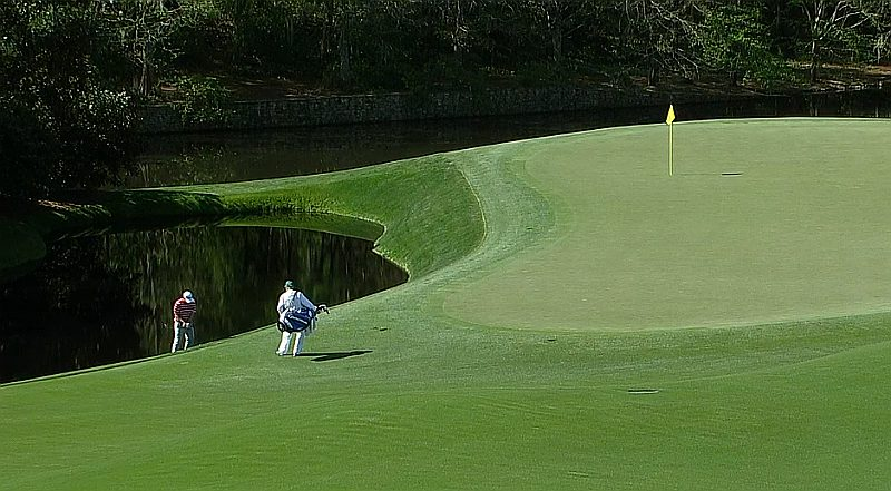 2014 Masters at the Augusta: Live Stream, Selected Groups, Tee-offs