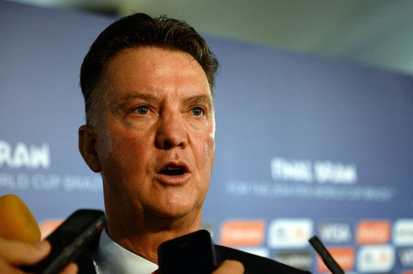 Louis van Gaal appointed Manchester United manager; Giggs named assistant