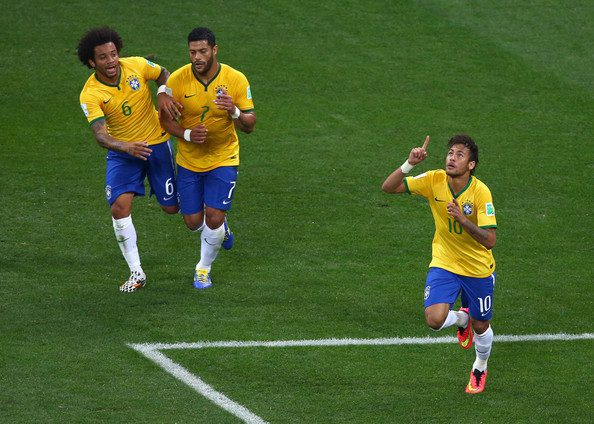 Brazil v Chile Live Commentary, Lineups and TV Channels