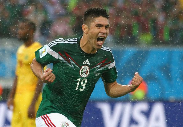 Oribe Peralta fires Mexico to World Cup Group A win over Cameroon