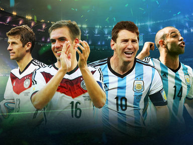 World Cup Final: Germany v Argentina Live on ESPN3 – Preview