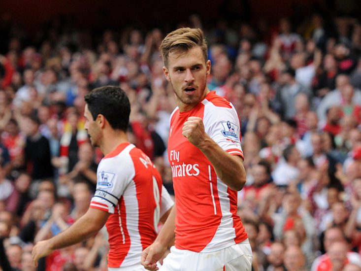 Arsenal Face Difficult 2nd Leg In Monaco: Teams, Live Score