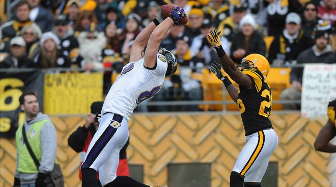 Baltimore v Pittsburgh: Preview and TV Broadcasters