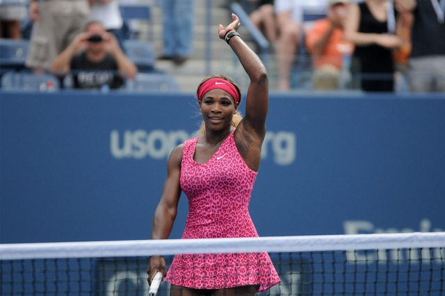 Day 8 Results: U.S. Open Women's and Men's Singles Round 4
