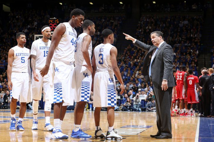 Kentucky Unanimously Stays At No. 1 In AP Poll