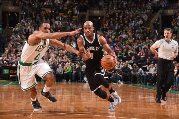 Brooklyn holds on for 109-107 win at Boston