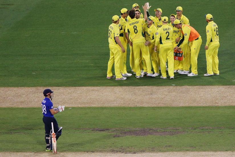 Australia and New Zealand Open ICC World Cup With Wins