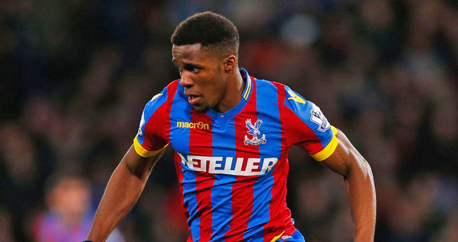 Wilfried Zaha labeled as a costly Manchester United mistake