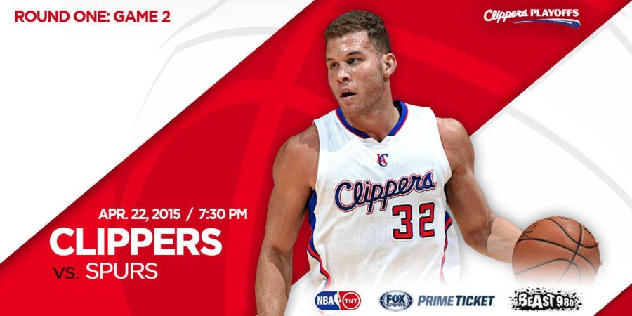 Watch LA Clippers vs Spurs Game 2 Live on TNT Overtime