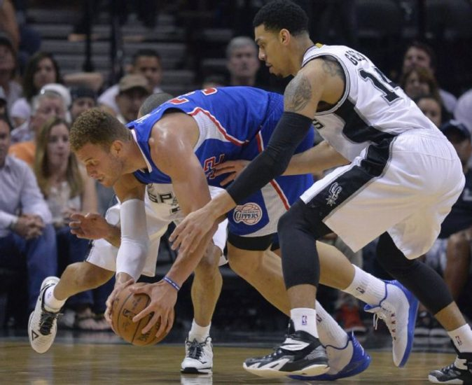 Griffin, Paul Guide Clippers Past Spurs, Force Game 7
