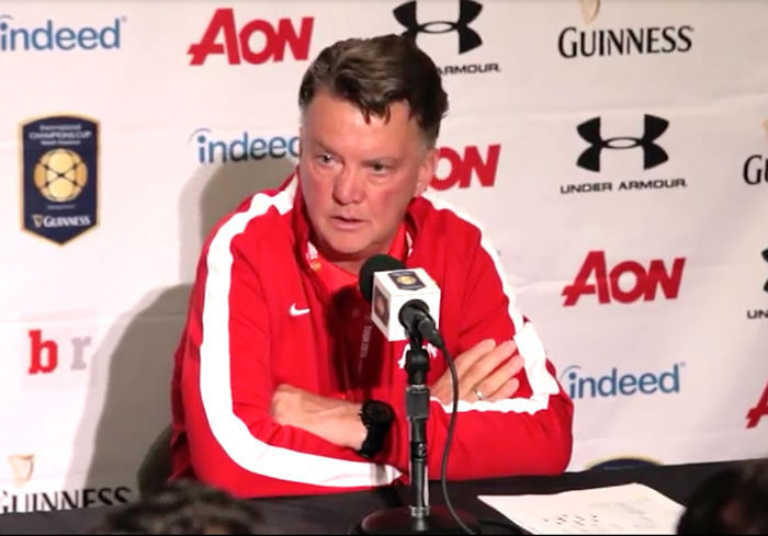Louis van Gaal Faces Manchester United Day Of Fate?