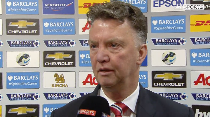 Van Gaal Delighted With Manchester United FA Cup Win
