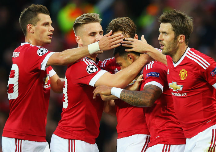 Memphis Depay Inspires Manchester United In Champions League