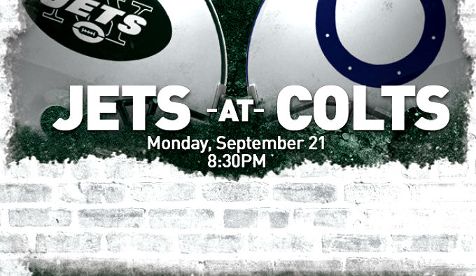 Colts v Jets Live Streaming, TV, Inactive Players