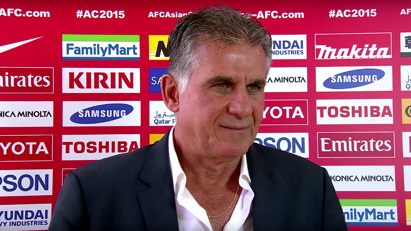 Carlos Queiroz Warns Manchester United About Panic Buys