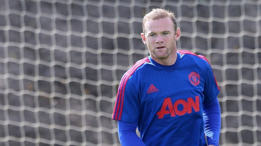 Rooney Almost Certain To Miss Manchester United CL Opener