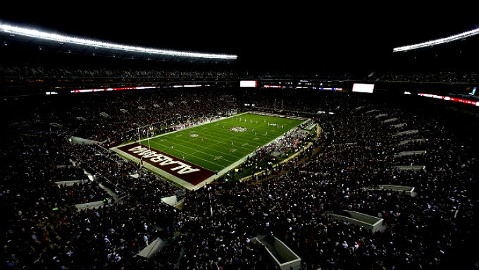 SEC College Football Schedule, TV Channels and Streams
