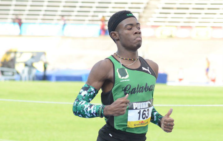 Calabar Star Taylor Breaks Another Record At Champs 2016