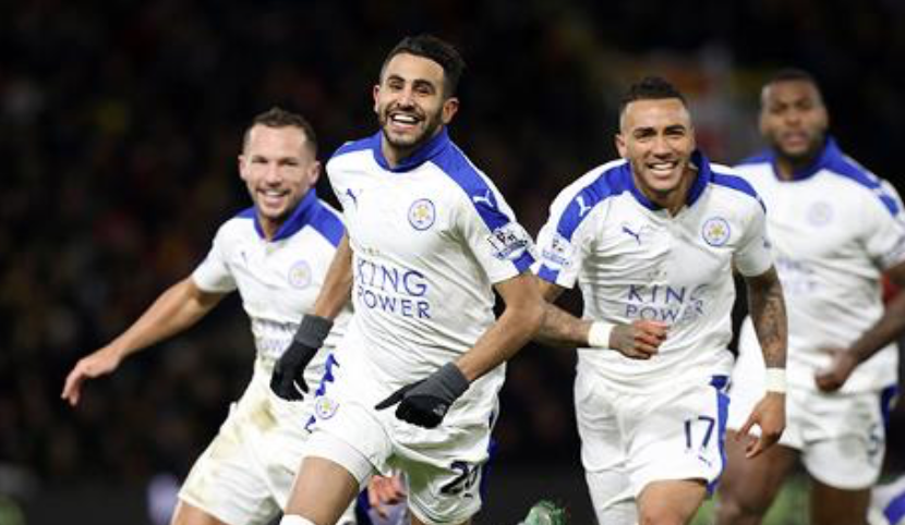 Riyad Mahrez Informs Leicester City He's Ready To Move On