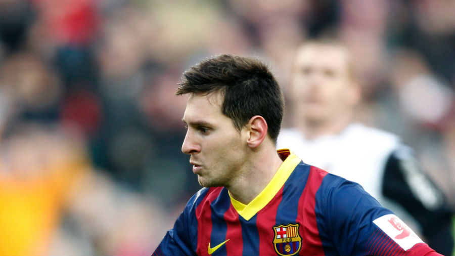 Messi Benched: Chile v Argentina Lineups