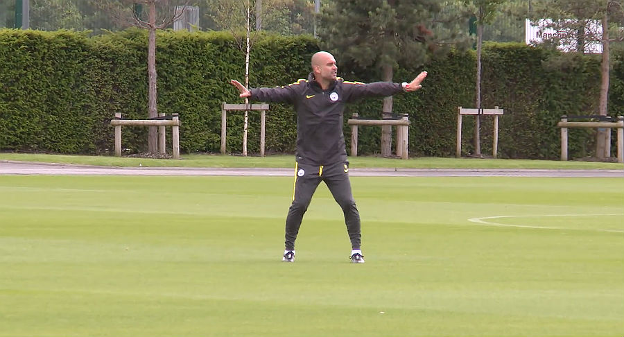 Guardiola Vows To Shake Hands With Mourinho In China Clash