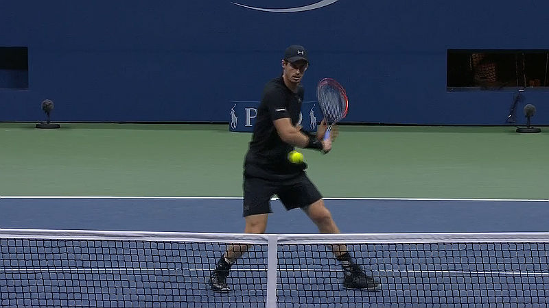 Andy Murray 2016 US Open