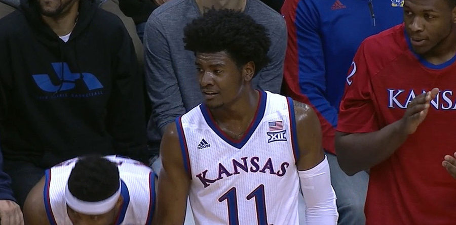 Kansas Pulls Away Late From Michigan State To Book Sweet 16 Spot