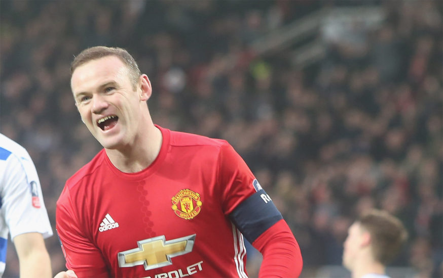 Rooney equals Manchester United all-time record