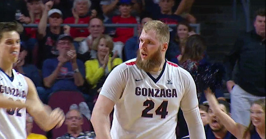 Williams-Goss Leads Gonzaga To 5th Straight West Coast Conference Title
