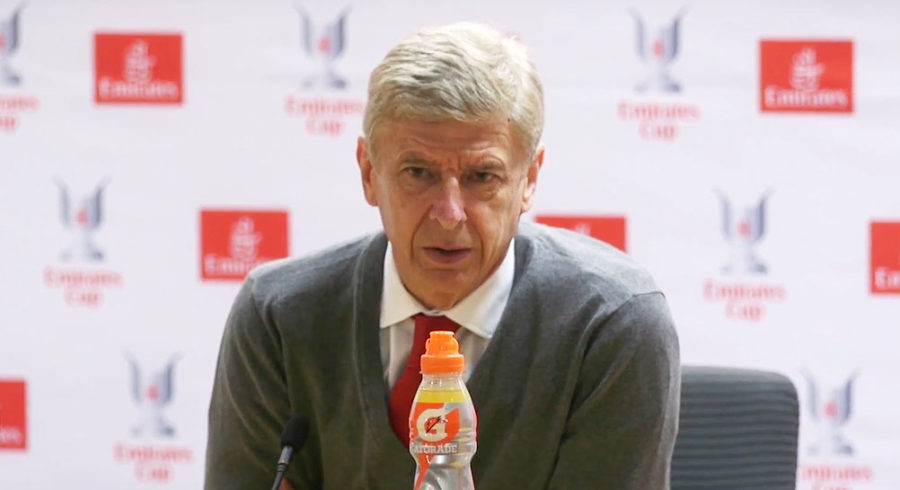 Arsene Wenger Holding Out For Alexis Sanchez Stay