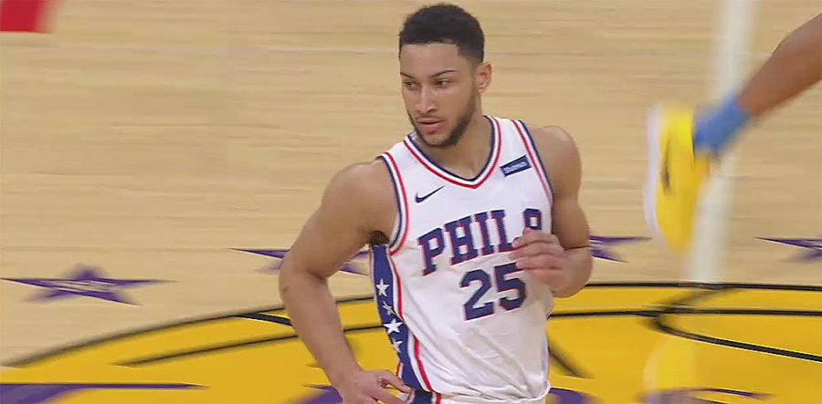 Simmons Flirted With Triple-Double, Sixers Roll Past Heat In Game 1
