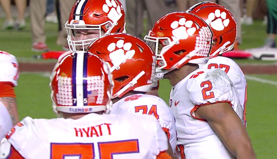 The Clemson Tigers- college football
